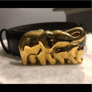 Cartier Elephant Belt **Authentic** 💯